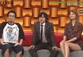 マギーさんと横山健さん