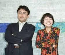三谷幸喜さんと小林聡美さん
