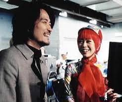 宇多田ヒカルさんとキリヤカズアキさん