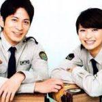 岡田准一さんと榮倉奈々さん