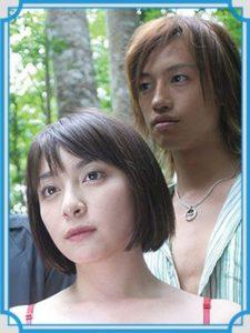 斎藤工さんと奥菜恵さん