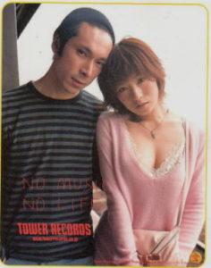 椎名林檎さんと弥吉 淳二さん