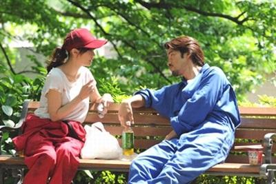 竹野内豊さんと倉科カナさん