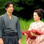 綾瀬はるかさんと大沢たかおさん