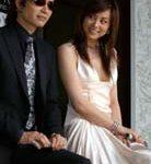 ガクトさんと米倉涼子さん